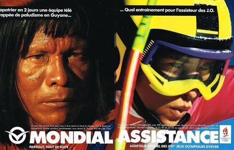 1991 MONDIAL ASSISTANCE A2