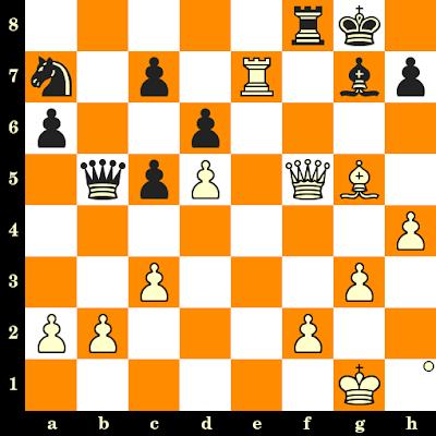 Les Blancs jouent et matent en 3 coups - David Przepiorka vs Lajos Steiner, Debrecen, 1925