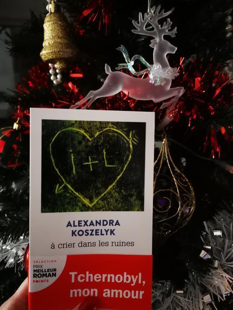 A crier dans les ruines d'Alexandra Koszelyk
