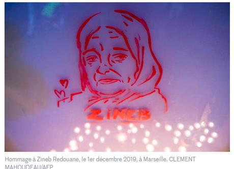 Un autre symbole de l'impunité des #violencespolicieres : Zineb Redouane. Ni oubli ni pardon.