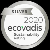 Blue note systems obtient la médaille d argent Ecovadis pour sa performance RSE