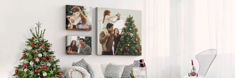 Un cadeau photo pour Noël avec MonOeuvre.fr !