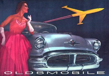 1956 Oldsmobile Rocket