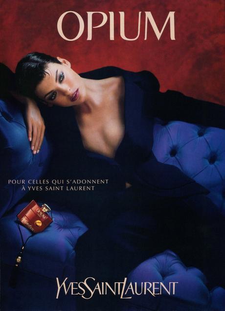 YVES SAINT LAURENT Opium 1998 France