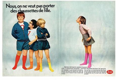 1970 Chaussettes Stemm