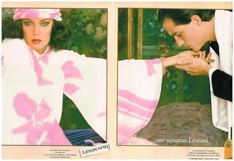 1976 Parfum Leonard