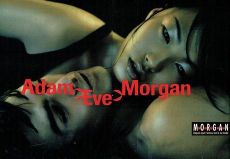 1996 Morgan Adam et Eve