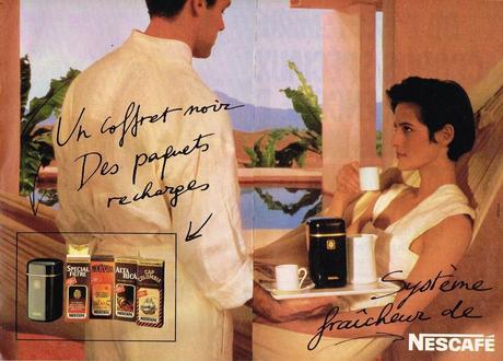 1986 Le Cafe Nescafe