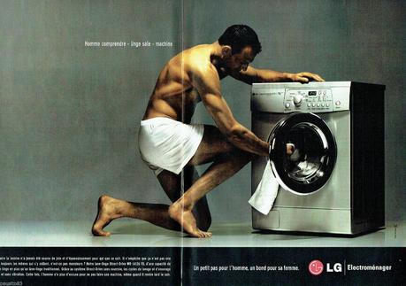 2004 LG electromenager lave-linge direct drive