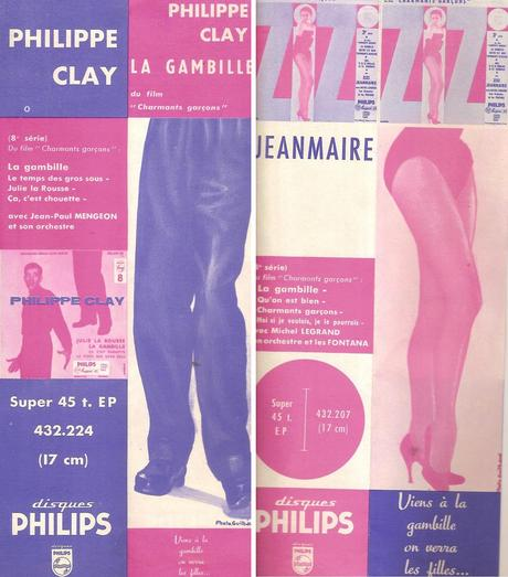 1958 Philippe Clay