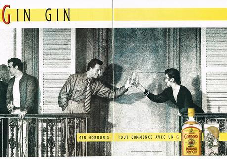 1992 GORDON'S London dry gin