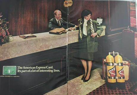 1984 Carte American Express