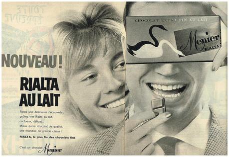 1959 Chocolat Menier Rialta