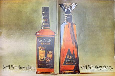 1963 Whisky Calvert Blended