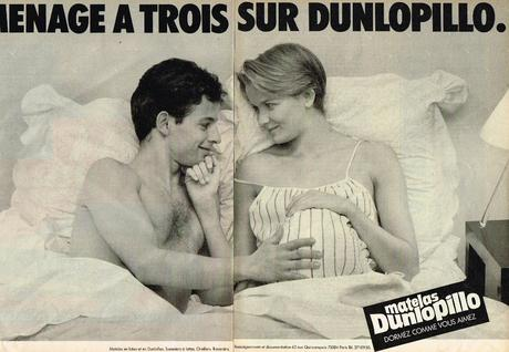 1984 Les Matelas Dunlopillo