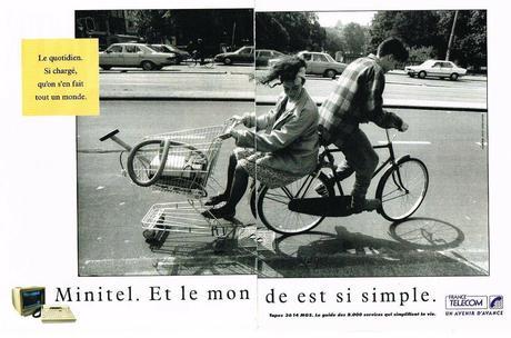 1989 FRANCE TELECOM le minitel