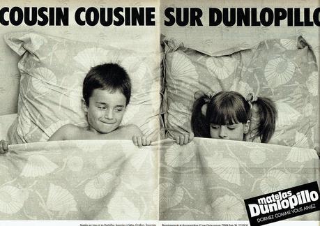 1984 matelas Dunlopillo