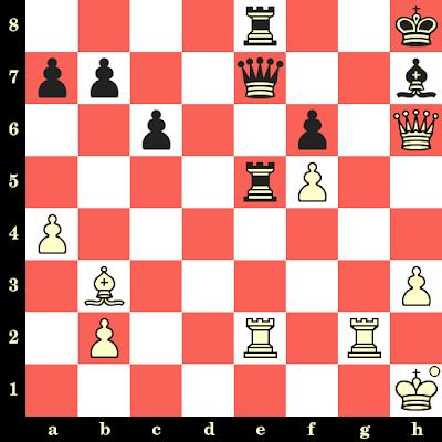 Les Blancs jouent et matent en 4 coups - Herman Steiner vs Vladas Mikenas, Brno, 1931