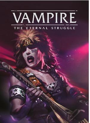 Test de Vampire The Eternal Struggle 5ème édition