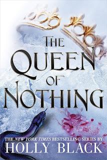 Le peuple de l'air #3 The queen of nothing de Holy Black
