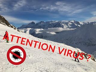 Covid19, montagne, ski : Y-aura-t-il du virus pour Noël ?