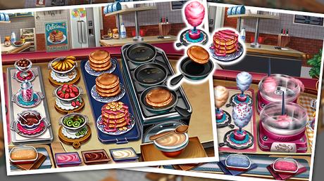 Code Triche Cuisine Équipe - Jeux du Restaurant du Chef Roger APK MOD (Astuce) screenshots 3