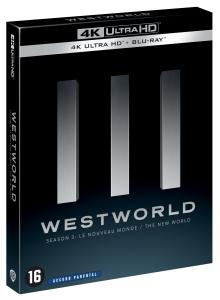 [Test Blu-ray 4K] Westworld – Saison 3