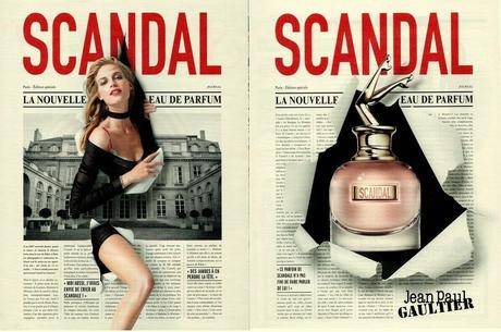 2017 Scandal by Night de Jean Paul Gaultier
