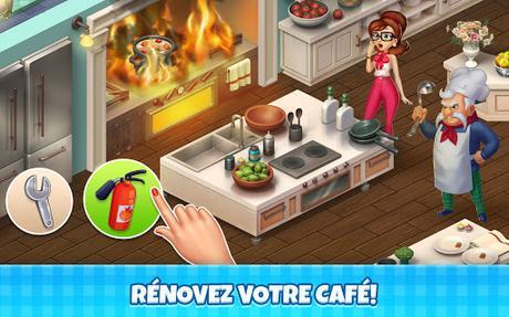 Code Triche Manor Cafe APK MOD (Astuce) screenshots 1