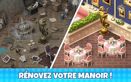 Code Triche Manor Cafe APK MOD (Astuce) screenshots 3