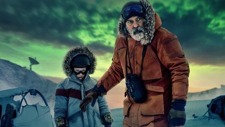 Nouvelle affiche US pour The Midnight Sky de George Clooney