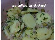 salade pommes terre