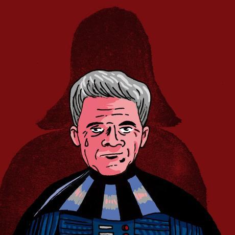 Dark Vador : la malédiction de David Prowse