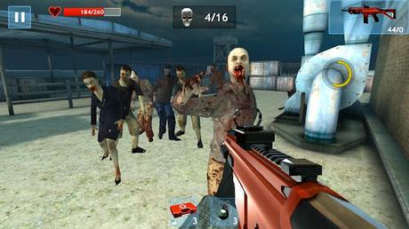 Télécharger Gratuit Zombie Objective APK MOD (Astuce) 3