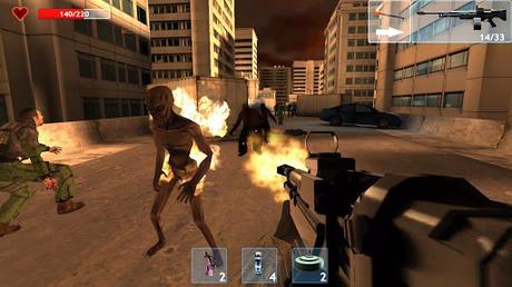 Télécharger Gratuit Zombie Objective APK MOD (Astuce) 2