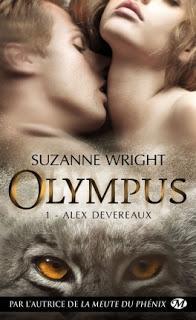 Olympus, tome 1 : Alex Devereaux de Suzanne Wright