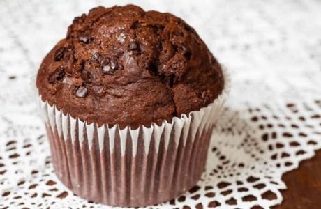 Muffin tout chocolat au thermomix
