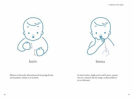 Apprendre à signer avec bébé