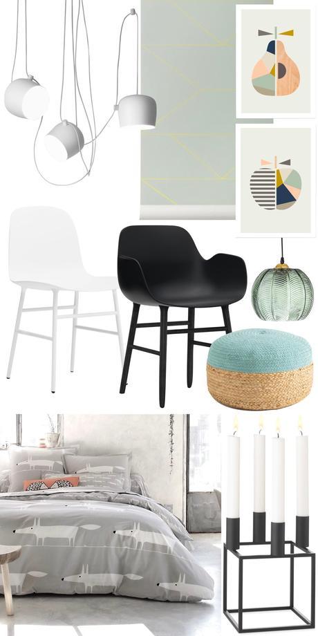 Frascati comment meuble appartement 3 pièces style scandinave - blog déco - clem around the corner