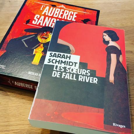 J'ai lu: Les soeurs de Fall River de Sarah Schmidt