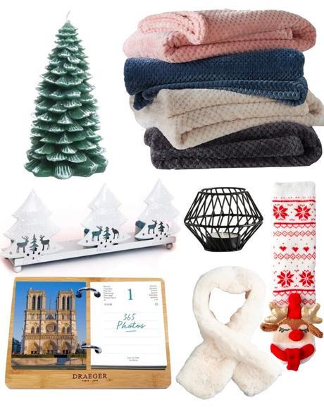 idées cadeaux Noël secret santa inconnu moins de 15 euros