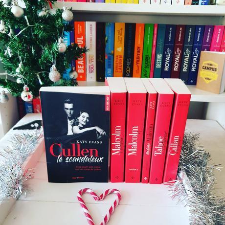 Cullen, le scandaleux | Katy Evans (Manwhore #5)