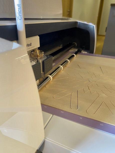 test découpe bois machine cricut maker avis