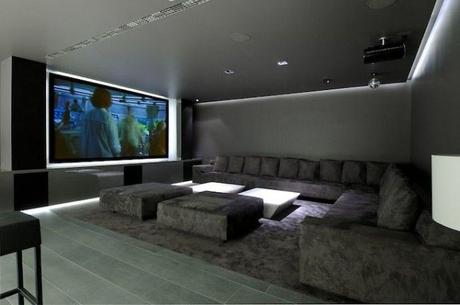 Salon Home Cinema
