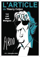Arno, artiste rock né à Ostende