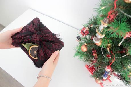 Le Furoshiki : Emballer ses cadeaux tout en étant Zéro-déchet
