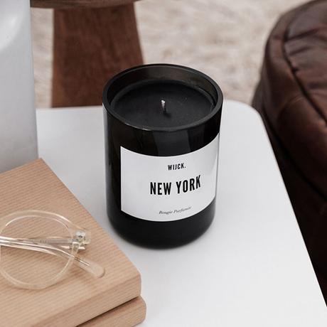 WIJCK Bougie parfumée New York