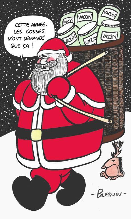 La misère du Père Noël