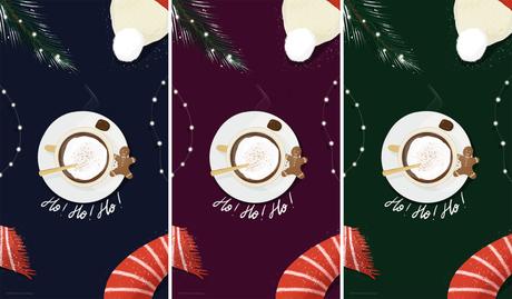 FONDS D'ÉCRAN #33 — Ho! Ho! Ho!