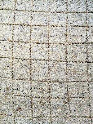 Crackers aux graines de sésame & lin